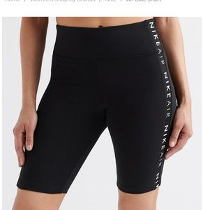 Women's Nike Air bike short L
